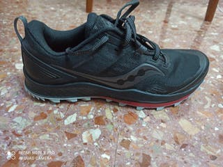 zapatillas trail Saucony