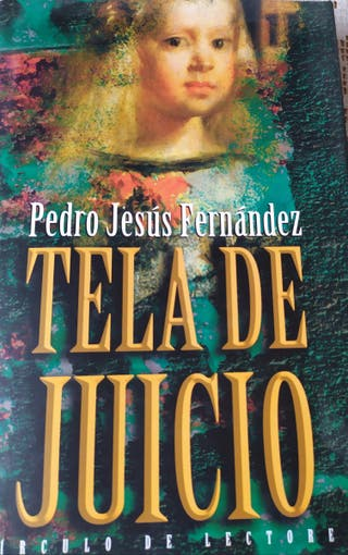 """LIBRO""""TELA DE JUICIO"""""""