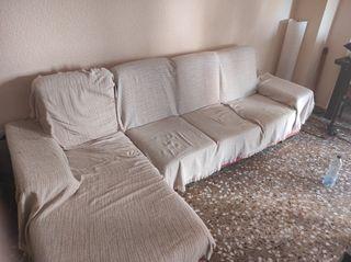 sofá 4plazas