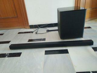 Samsung HW-550 Barra de sonido 2.1 Wireless Audio