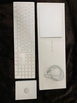 Pack Teclado y trackpad Apple