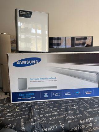 Samsung barra de sonido