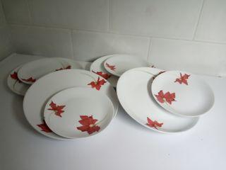platos de loza