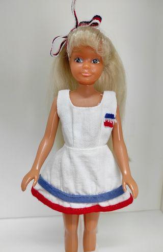 Barbie Skipper Spain