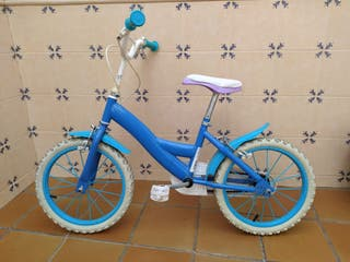 "bicicleta usada 14""."
