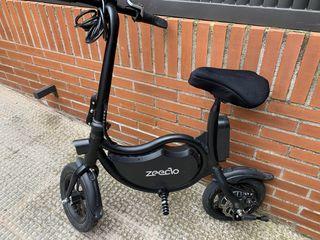 Bicicleta eléctrica plegable. 30km autonomi
