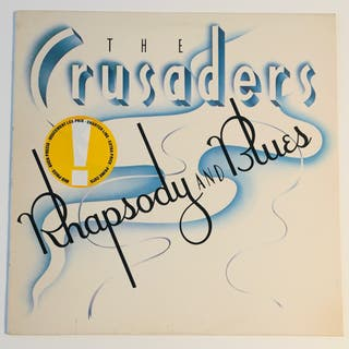 THE CRUSADERS (Soul Jazz Fusion) Disco Vinilo LP