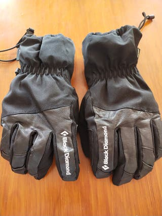 guantes black diamond