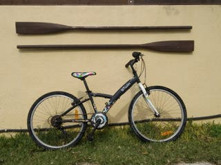 Bicicleta 24 pulgadas. Infantil, niño, niña