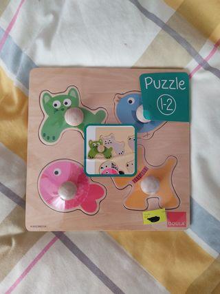 goula madera puzzle