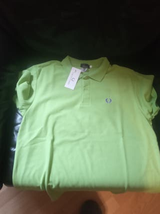 Polo caballero Fred Perry