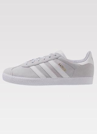 Zapatillas Adidas Gazelle Gris claro