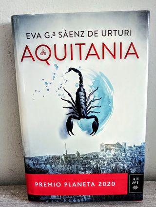 Aquitania. Eva G. Sáenz de Urturi.