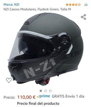 Casco De Moto, Talla M
