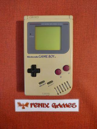 Consola Game Boy Clásica