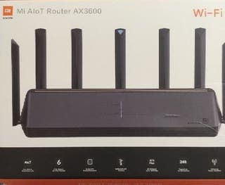 Router ax3600 xioami