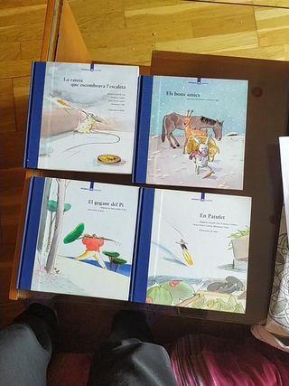libros infantiles colecció azul