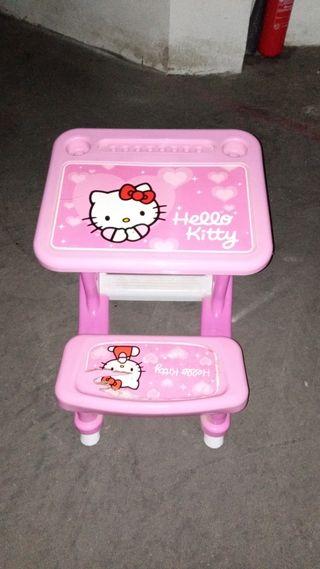 Mesita Juego Hello Kitty
