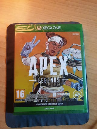 APEX LEGENDS LIFELINE XBOX COMPLETAMENTE NUEVO!!!!