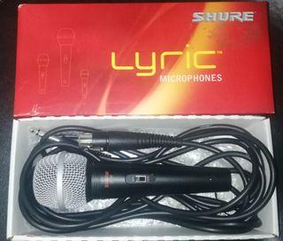 Micrófono Shure 8700