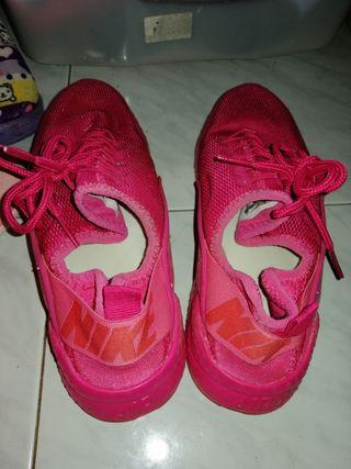 bambas Nike huarache