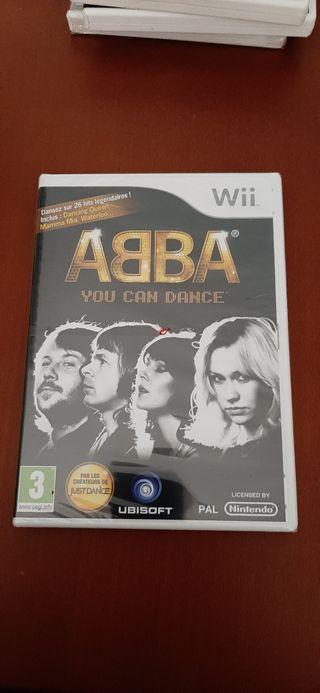Videojuegos ABBA para WII