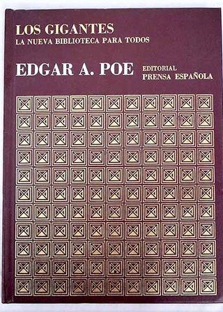 EDGAR A. POE - LOS GIGANTES-