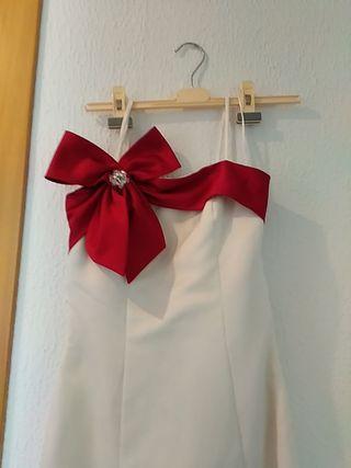 vestido de novia boda civil o religiosa.
