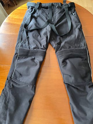 Pantalon moto cordura