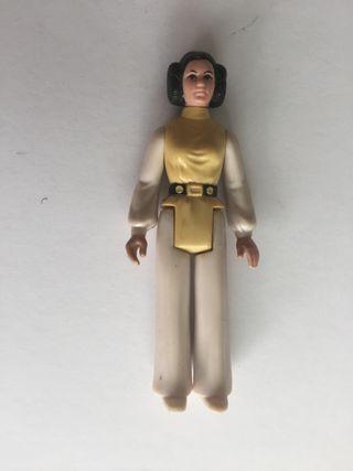 Star Wars Kenner figura Leía Organa de 1977.