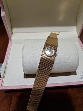 reloj de oro señora