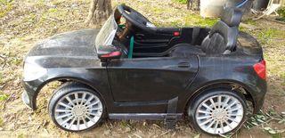 coche de juguete a batería