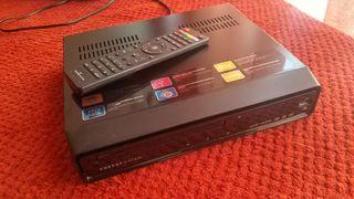 Reproductor de DVD/Descodificador TDT