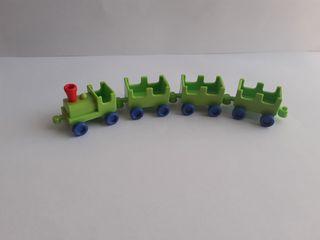 Trenecito Playmobil