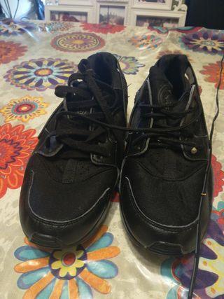 bambas Nike Air huarache