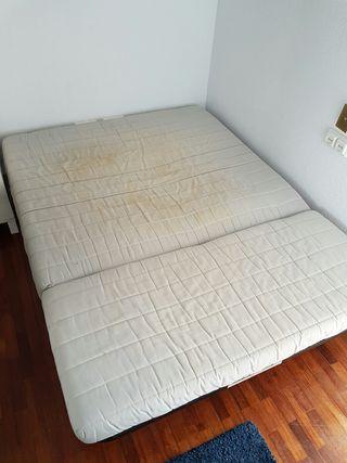 Sofa Cama Ikea Lycksele Murbo