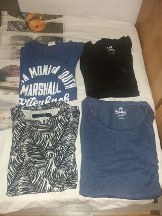 Camisetas hombre L-XL