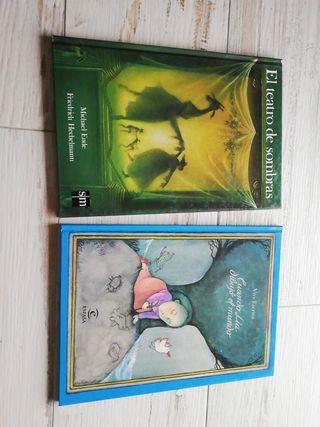Dos cuentos ilustrados para leer y contar.