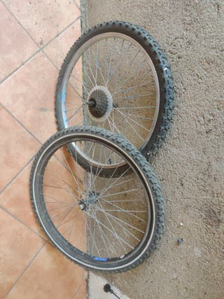 roedas del bicicletas