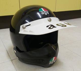 Casco AGV Italia perfecto.