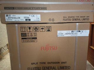 aire acondicionado Fuyitsu invertir 3100 frigorías