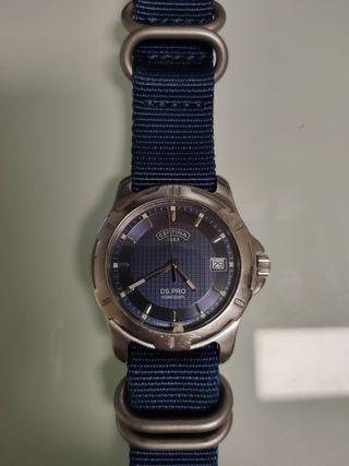 reloj Certina DS pro cuarzo suizo