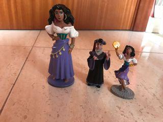 Muñecos Disney El Jorobado de Notre Dame