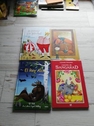 Cuentos ilustrados para leer y contaf