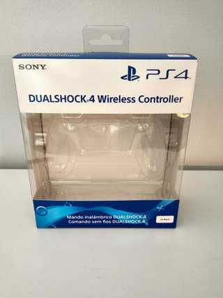 caja mando PS4