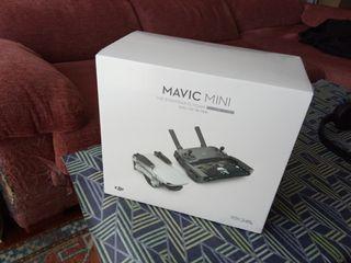 DJI Mavic mini FlyMore combo, sin abrir
