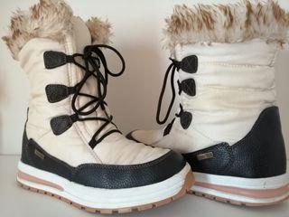 Botas impermeables para la nieve