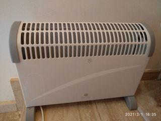 se vende estufa, radiador calentador