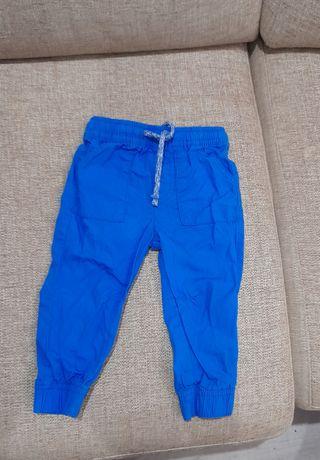 pantalón finito largo,talla 9-12meses