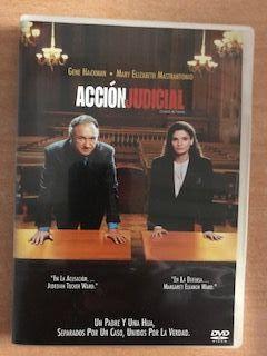 ACCION JUDICIAL - DVD